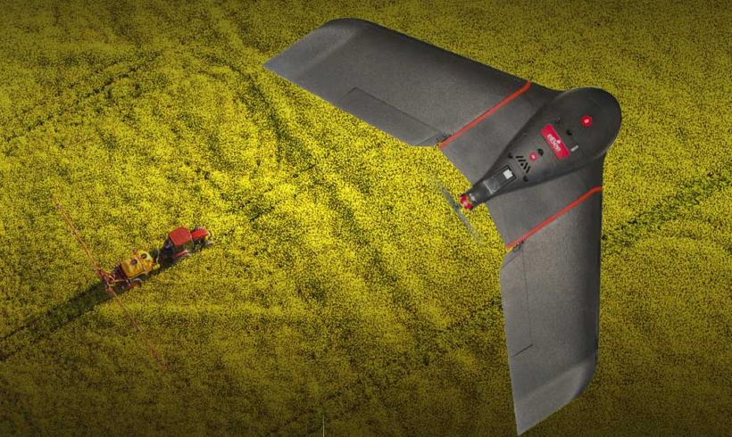senseFly lança novo eBee SQ, drone agrícola de alta precisão e cobertura