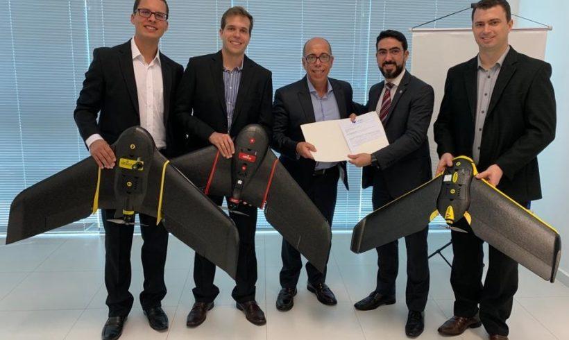 VANT eBee é o primeiro certificado pela ANAC para voos BVLOS