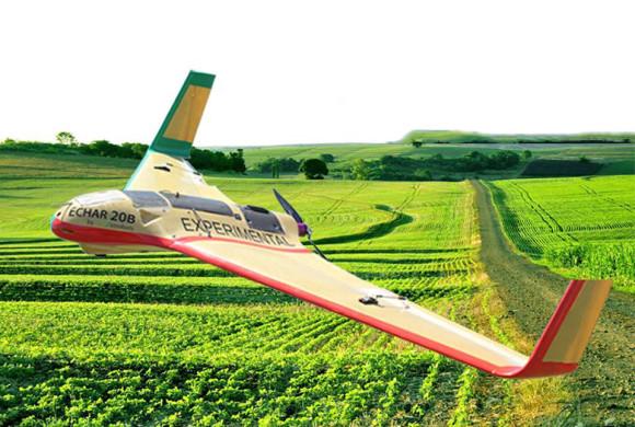 Agropecuária é um dos setores mais promissores para o mercado de drones no país