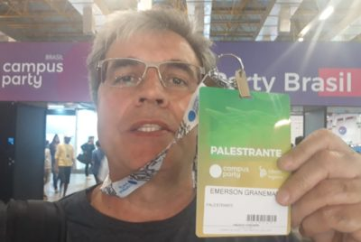 emerson granemann na campus party