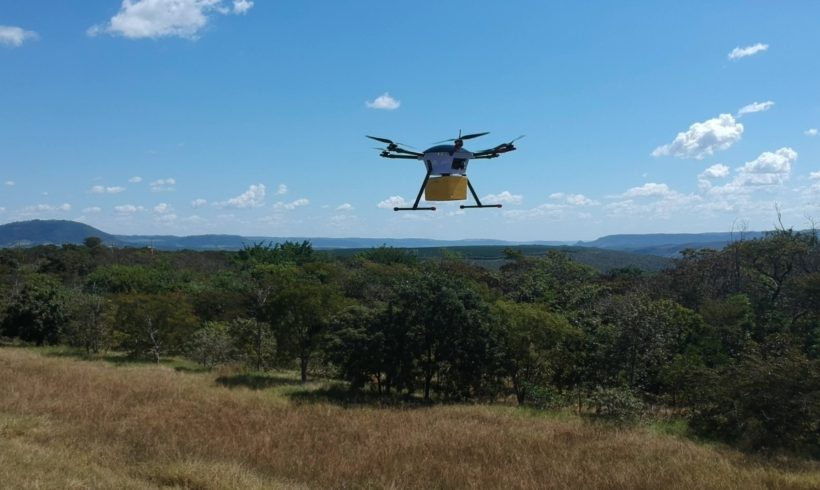 SMX Systems confirma patrocínio ao evento DroneShow Plus 2018