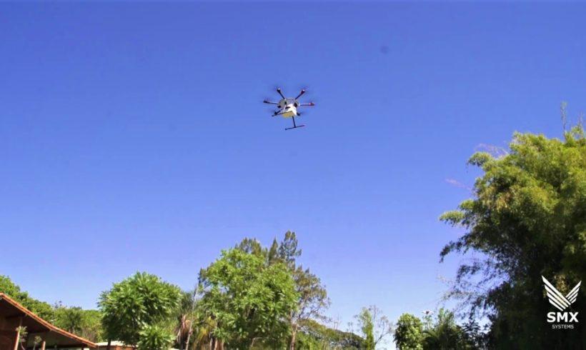 Webinar com inscrição aberta: Delivery com Drones no Brasil e no Mundo
