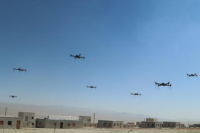 Artigo: Os drones e a internet dos céus