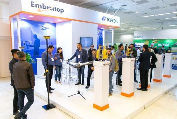 Embratop confirmada na feira DroneShow e MundoGEO Connect 2021