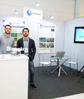 G drones confirma participação como expositora na DroneShow 2020