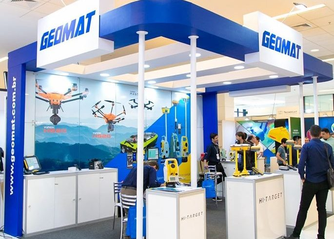 Geomat confirmada na feira DroneShow e MundoGEO Connect 2021