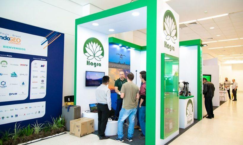 Hagra confirma participação no DroneShow e MundoGEO Connect 2020