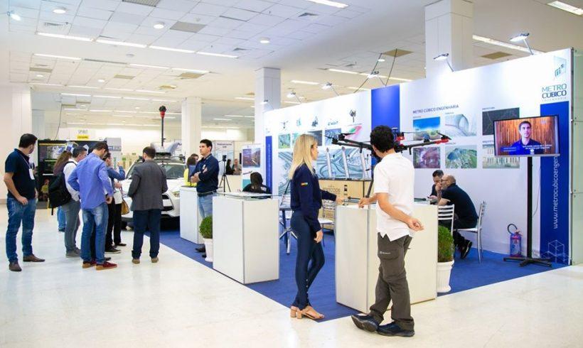 Metro Cúbico confirmada na feira DroneShow e MundoGEO Connect 2020