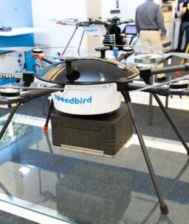 Campinas pode ser 1ª cidade a ter entregas de refeições por drone