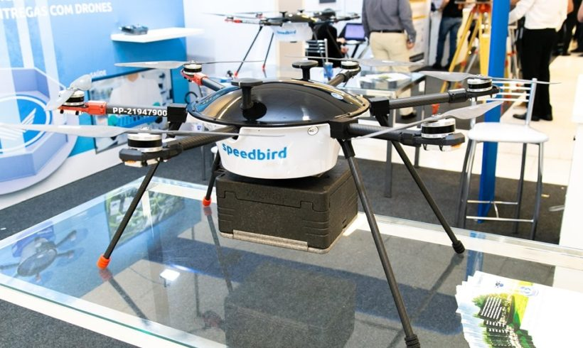 Speedbird Aero confirmada na feira DroneShow e MundoGEO Connect 2021