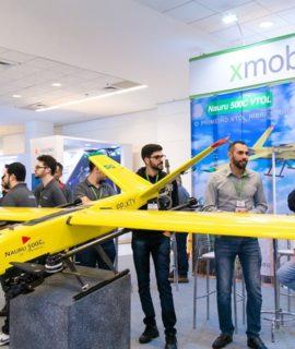 XMobots confirmada na feira DroneShow e MundoGEO Connect 2021