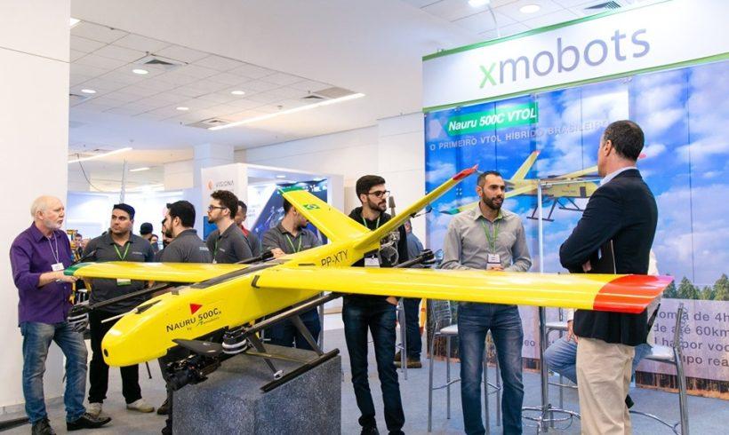 Xmobots confirma participação na feira DroneShow e MundoGEO Connect 2020