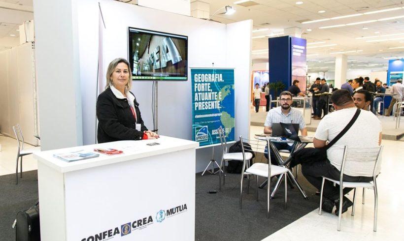 Confea confirma participação no DroneShow e MundoGEO Connect 2020