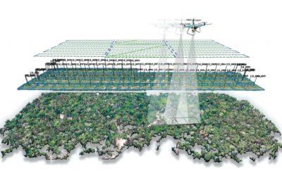 estudo da embrapa sobre drones classe 3