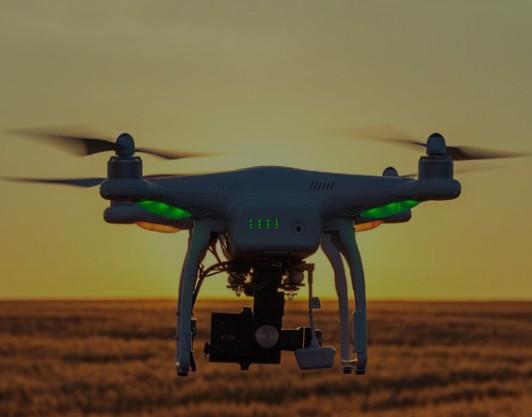 Experiências e resultados dos drones no setor AgroFlorestal são destaque em SP
