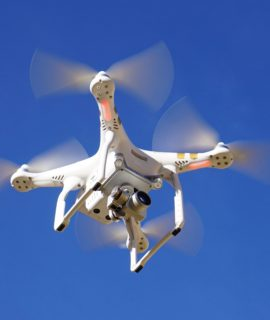 Evento gratuito em Curitiba aborda a pilotagem profissional de Drones