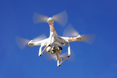 evento gratuito sobre pilotagem profissional de drones