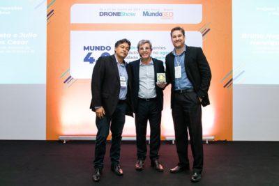 ganhadores premio droneshow categoria inspecoes e monitoramento