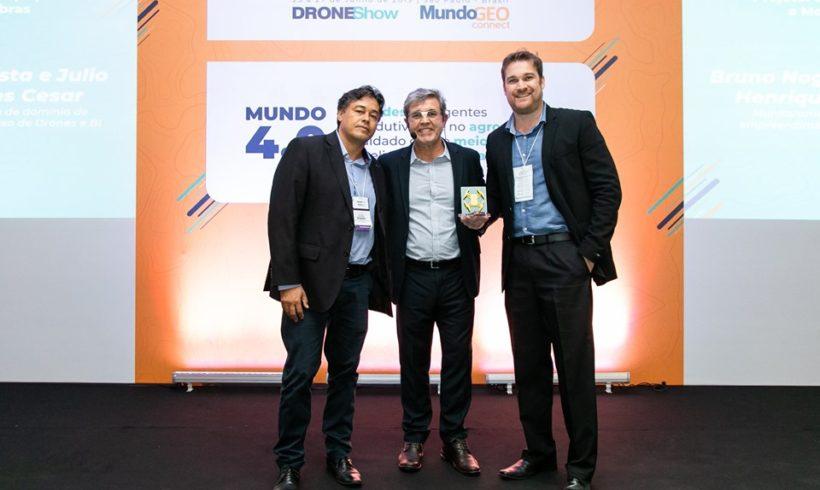 Projeto: Drones no monitoramento da faixa de domínio em ferrovias