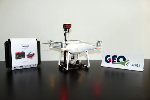 GeoDrones apresenta novidades para o próximo semestre