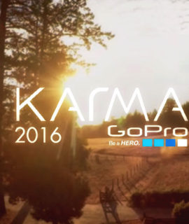 GoPro pode estar próxima do design final de seu drone Karma