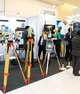 Guandalini confirmada na mostra DroneShow e MundoGEO Connect PLUS