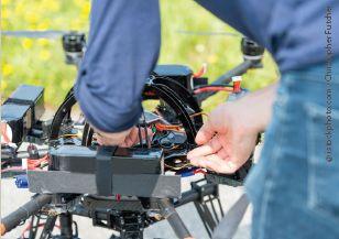 Montagem e Manutenção de Drones é tema de curso no DroneShow 2016