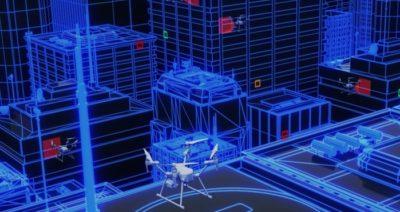 h3 dynamics na feira droneshow