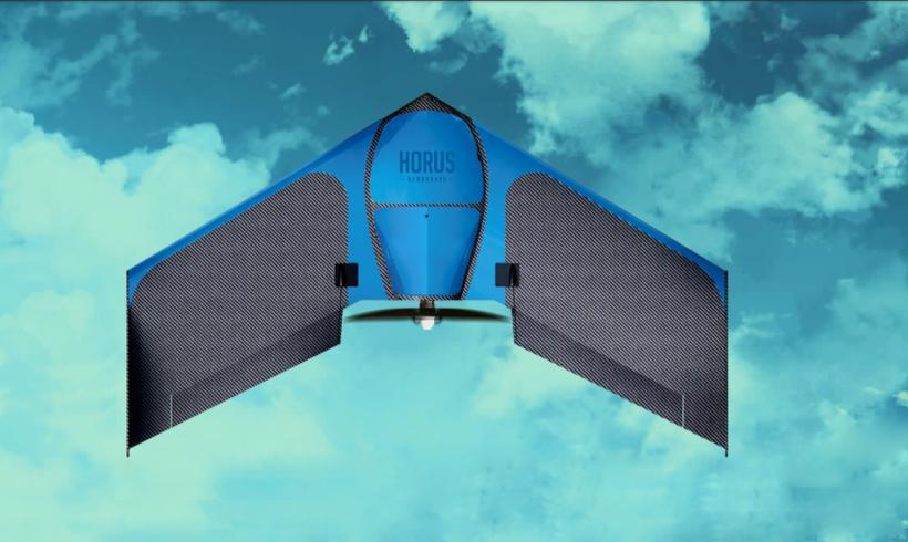 Hórus Aeronaves confirma presença no DroneShow 2016