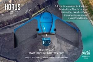Desenvolvedora do Drone 'Isis' é selecionada para o programa de aceleração Darwin Starter