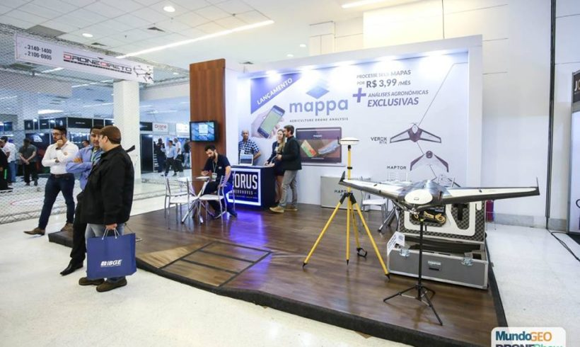 Horus Aeronaves anuncia novidades para a feira DroneShow 2019