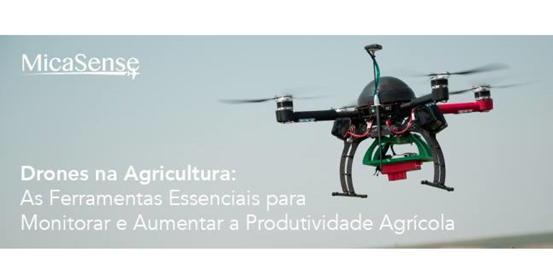 Participe do Workshop de Drones na Agricultura da MicaSense