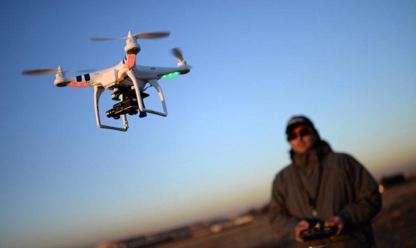Inscreva-se para o Curso de pilotagem profissional no DroneShow 2017