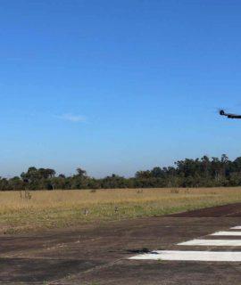 Inspeções em voo usando drones pode se tornar realidade