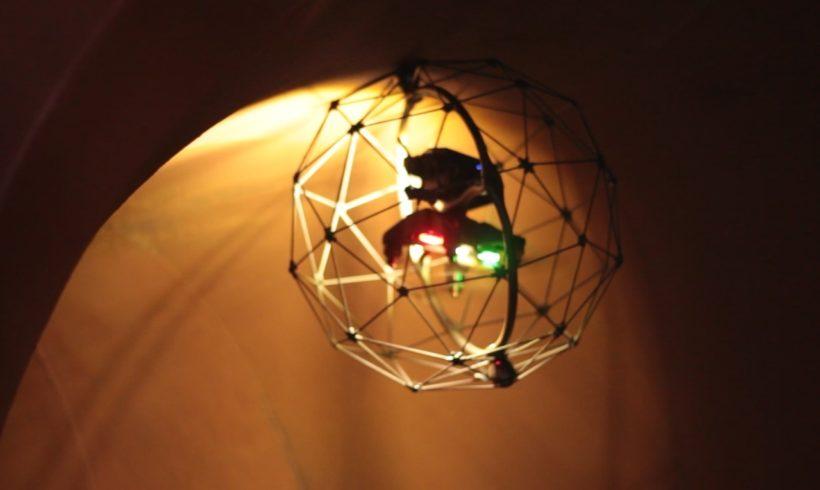 Case: Inspeção por Drone em espelho de trocador de calor em uma Caldeira