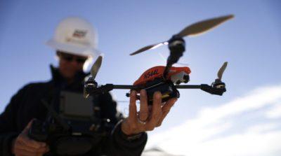 inspecoes com drones