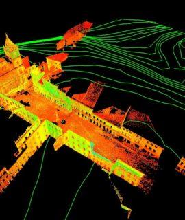 Seminário Topografia 3D e Laser Scanning no DroneShow e MundoGEO Connect 100% Online em setembro