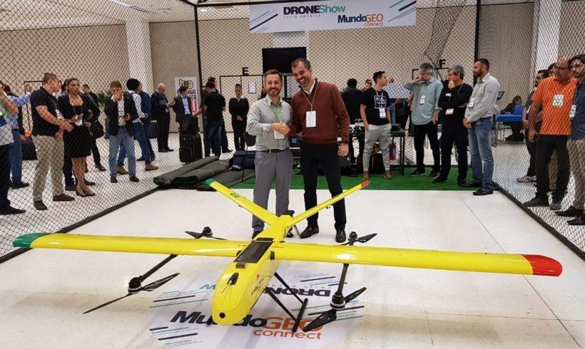 XMobots anuncia na DroneShow R$ 30 mi de investimento do Fundo Aerotec