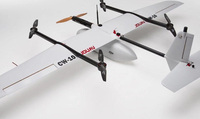 Hawk Geotechnology confirma participação no DroneShow 2018