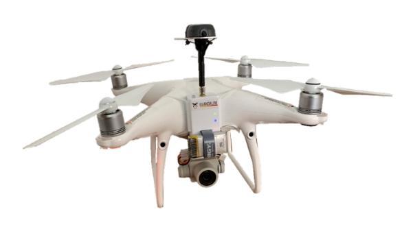 Lançamento: Kit Guandalini PPK para drone Phantom 4 ADV/PRO