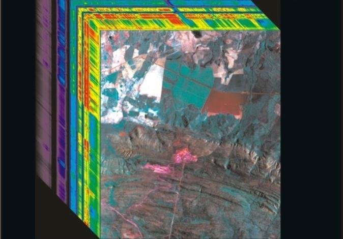 Livro apresenta conceitos de sensoriamento remoto hiperespectral