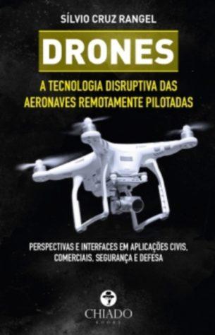 livro drones silvio rangel