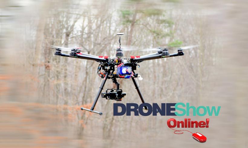 É HOJE! Aprenda como pilotar Drones  com o curso ONLINE dia 25 de novembro
