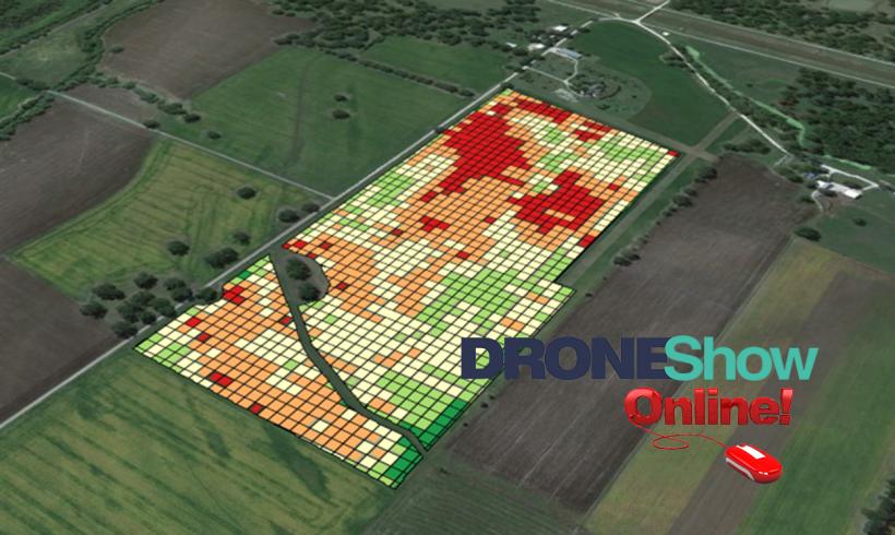 Faça parte do curso ONLINE Drones para Mapeamento
