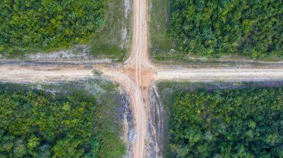 mapeamento com drones para meio ambiente 400x224 Mapeamento e topografia com Drones são temas de Seminários e Cursos