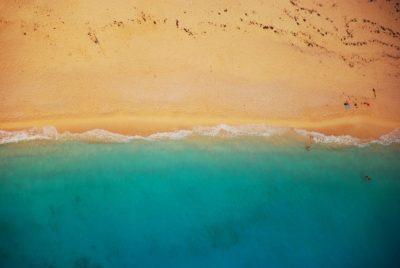 mapeamento costeiro com drones