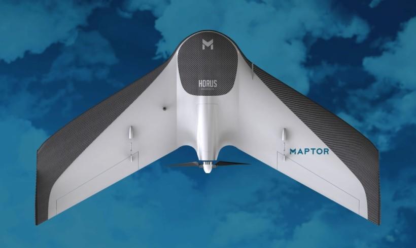 Lançamento: Horus anuncia novo Drone para mapeamento