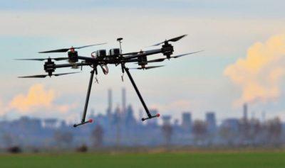 mercado de drones no brasil e no mundo