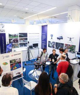 Metro Cúbico confirma participação na feira DroneShow 2019