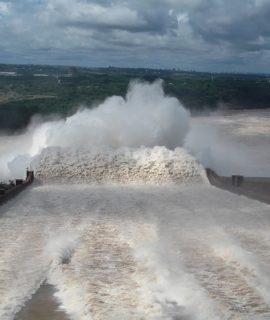 De monitoramento por drones à segurança da barragem, Itaipu busca soluções escaláveis
